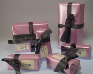 Als Geschenk verpacken lassen