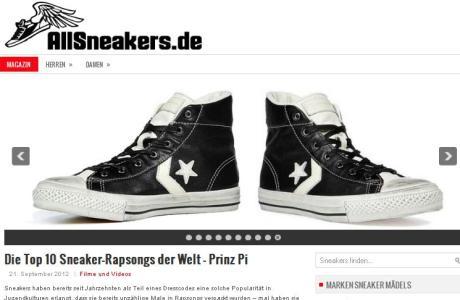 Sneakers für den Herbst finden
