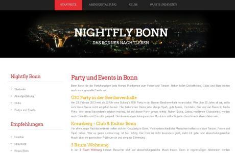 Nachtleben & Events in Bonn