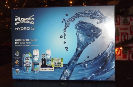Wilkinson Sword Hydro 5 Rasierset gewinnen