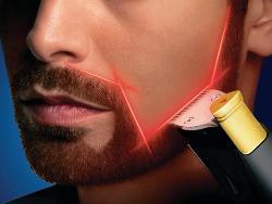 Beard Trimmer 9000 sorgt mit Laser für perfekte Linien