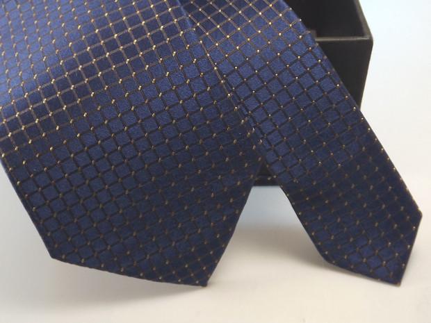 Krawatte mit Teflon beschichtet