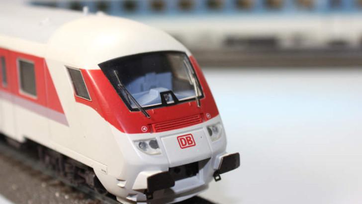 Modelleisenbahn für Klein und Groß