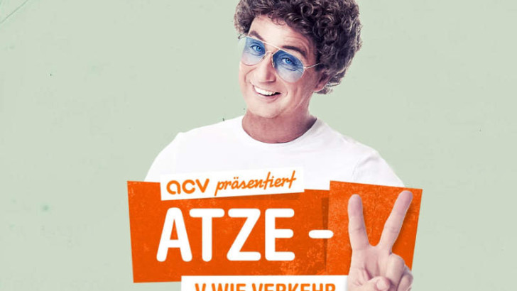 ATZE-V: ACV & Atze machen gemeinsame Sache (sponsored)