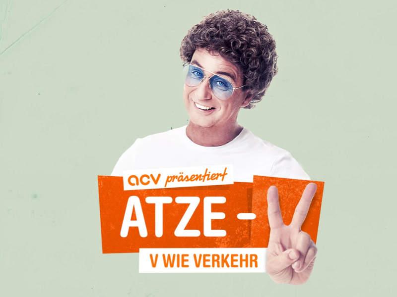 Atze Schröder ATZE-V