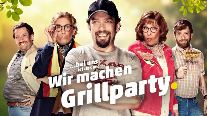 Grillparty mit Penny (sponsored)
