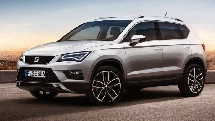 SEAT Ateca Moon Spot (sponsored)
