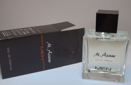 M.Asam Men Eau de Parfum & Anti-Faltencreme