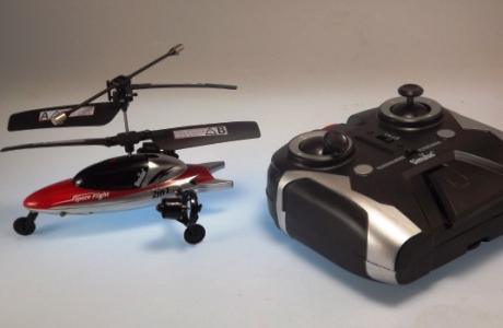 Ferngesteuerter Hubschrauber von Monsterzeug.de