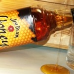 Jim Beam Honey mit Honig