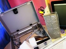 Mobiles Fotostudio für die Produktfotografie
