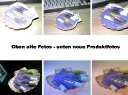 Unterschiede der Produktfotografie