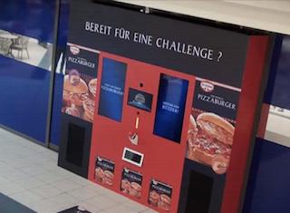 Was würden Sie für einen Pizzaburger tun? (Sponsored Video)