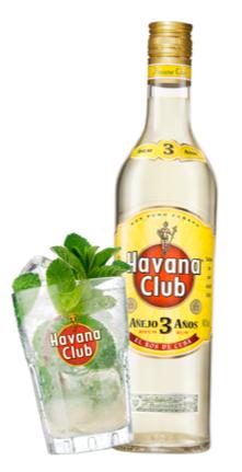 Sei #spontanero mit Havana Club