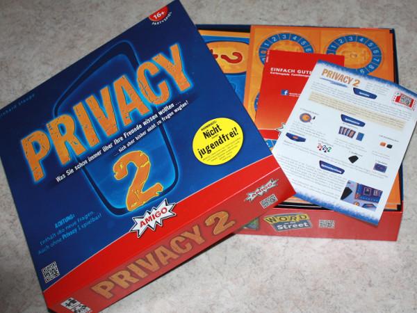 Amigo Partyspiel Privacy 2
