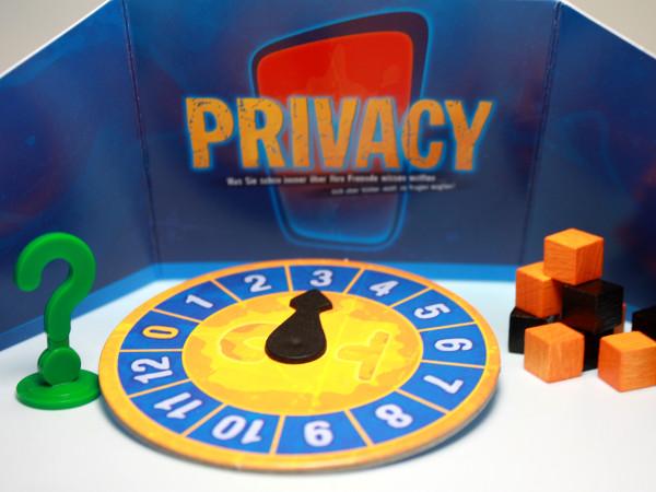 Rezension Privacy 2 - Brettspiel für Erwachsene