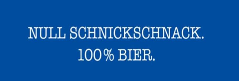 100 Prozent Bier