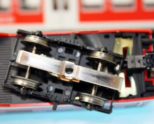 Frisch repariert vom Märklin Reparaturservice