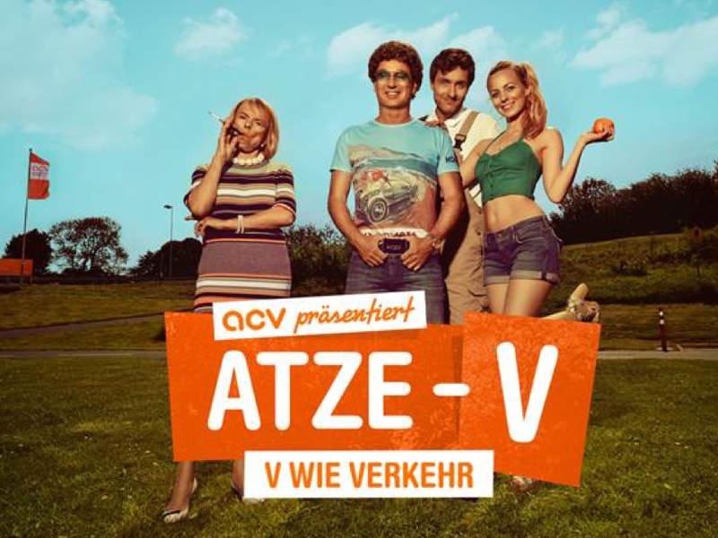 ACV präsentiert ATZE-V