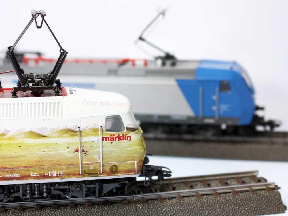 C-Gleis von Märklin besonders beliebt bei Modellbahnfans