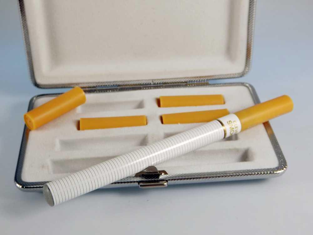 Mit E-Zigarette zum Nichtraucher werden