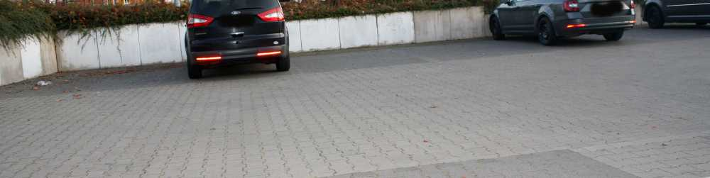 Strafzettel auf Kundenparkplatz obwohl Parkplätze nicht genutzt werden