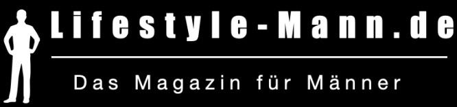 Lifestyle-Mann.de Logo negativ
