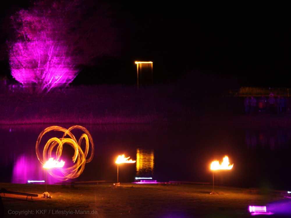 Feuershow buchen in Mecklenburg-Vorpommern - für Hochzeit & andere Events